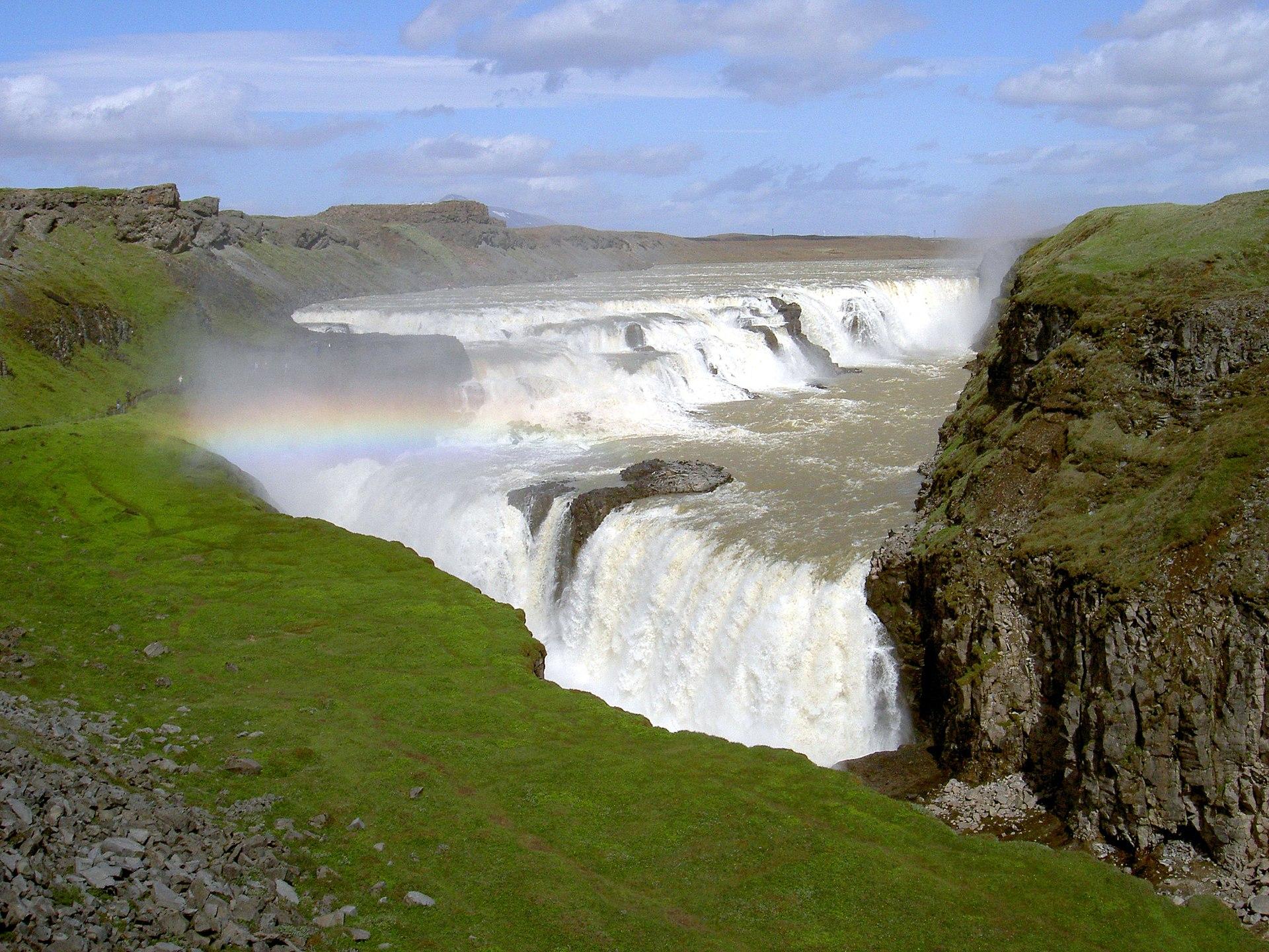 Islandia: Najpiękniejsze wodospady