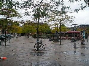 Gunnar Nu Hansens Plads - Gunnar Nu Hansens Plads