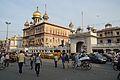 Gurdwara Sis Ganj Sahib Complex - Chandni Chowk Road - Delhi 2014-05-13 3492.JPG