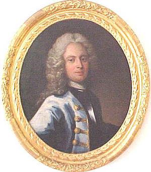 1738 in Sweden - Gustaf von Psilander.