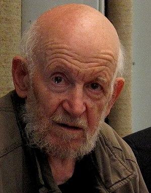Gustav Metzger - Gustav Metzger in 2009.