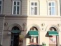 Gyürky house. Listed ID 422. R. - 5., Apáczai St., Budapest.JPG