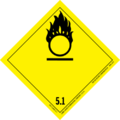 HAZMAT Class 5-1 Oxidizing Agent ar.PNG