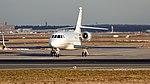 HB-JFI Jet Aviation Business Jets DF2000EX FRA (45939237855).jpg