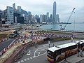 HKCEC view Wan Chai District construction December 2018 SSG 05.jpg