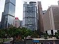 HK 中環 Central 天星碼頭多層停車場 Star Ferry Piers Carpark building roof view October 2018 SSG 27.jpg