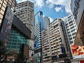 HK CWB 銅鑼灣 Causeway Bay 東角道 East Point Road Island Centre (Island Beverley) view Yee Wo Street buildings June 2019 SSG 01.jpg
