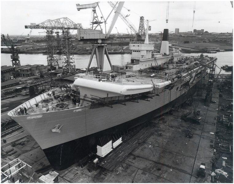 File:HMS Ark Royal - 6th May 1981.jpg