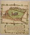 HUA-206845-Overzicht van de immuniteit van St Jan te Utrecht uit het zuiden gezien met in het midden het Janskerkhof met de Janskerk Janskerkhof en rechts de Dri.jpg