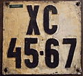 HUNGARY commercial trailer plate - Flickr - woody1778a.jpg