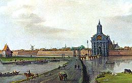Vestingwerken Van Amsterdam Wikipedia