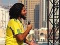 Halal Bilal performing at Doha Tribeca Film Festival - panoramio (1).jpg