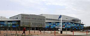 Halmstad Arena - Halmstad Arena