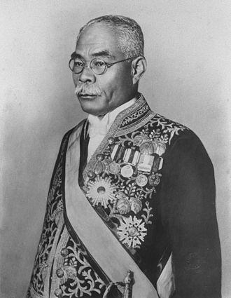 Osachi Hamaguchi - Image: Hamaguchi Osachi 1