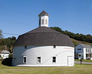 Hamilton Round Barn