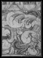 Handhästtäcke ur en svit om tolv stycken med svenska riksvapnet. Tillhört Karl XI (1655-1697) - Livrustkammaren - 27652.tif