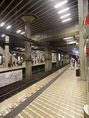 Steintor (Hanover Stadtbahn station) - Underground station