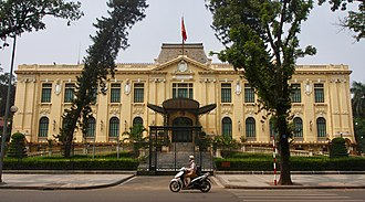 State Guest House (Vietnam) - Tonkin Palace functions as Vietnam's State Guesthouse today