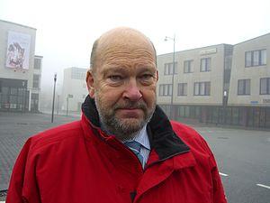 Hans Monderman - Image: Hans Monderman 2006