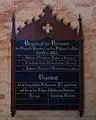Hanstorf Kirche Gedenktafel 1808-1815 und 1870-1871.jpg