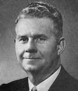 Harris McDowell American politician