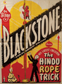 Harry Blackstone indian rope trick poster.png