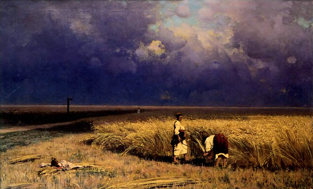 https://upload.wikimedia.org/wikipedia/commons/thumb/9/90/Harvest_by_Volodymyr_Orlovsky_1882.jpg/1024px-Harvest_by_Volodymyr_Orlovsky_1882.jpg