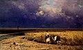 Harvest by Volodymyr Orlovsky 1882.jpg