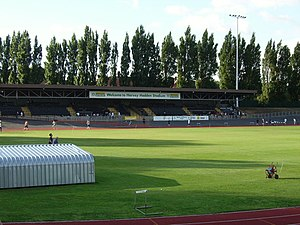 2015 CPISRA World Games - Image: Harvey Haddon Sports Stadium geograph.org.uk 520232