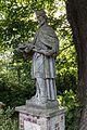 Hausdülmen, Große Teichsmühle, Statue -Heiliger Nepomuk- -- 2014 -- 3048.jpg