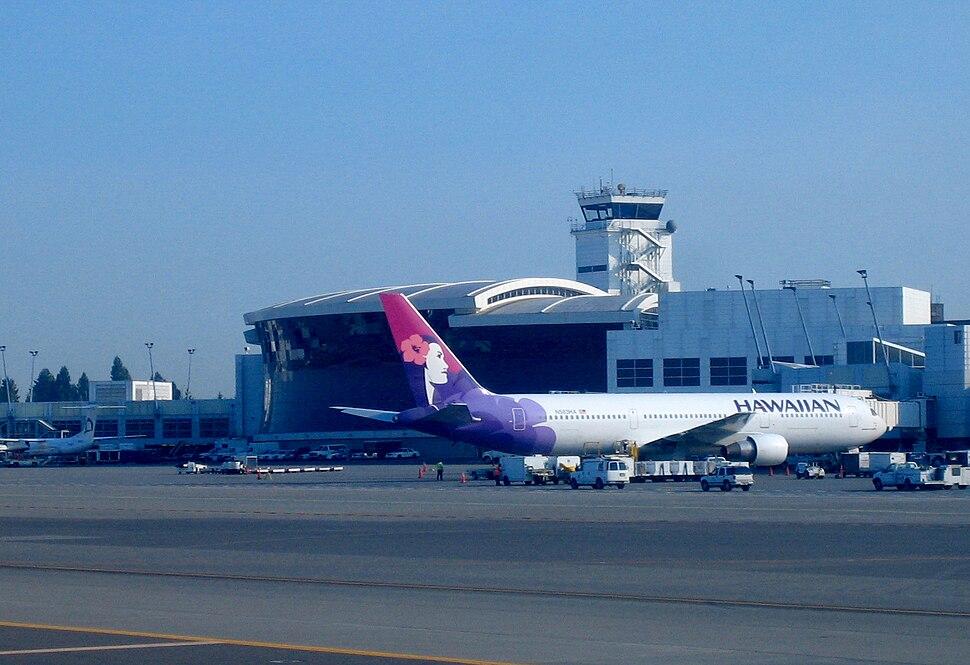 Hawaiian Airlines.Boeing 767-300.SEA.2009