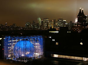 Hayden Planetarium at the Museum of Natural Hi...