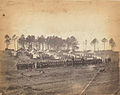 Head Quarters guard - Army (of the) Potomac, Brandy Station. (3110843996).jpg