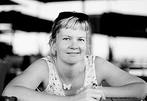 Heather Ford - Ford at the iCommons meeting in Dubrovnik 2007