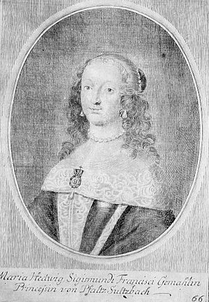 Hedwig of the Palatinate-Sulzbach - Image: Hedwig of the Palatinate Sulzbach