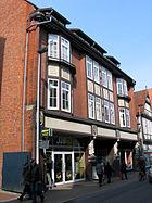 Hehlentorstraße 14 Celle, Julius Wexseler, Anna Wexseler, geborene Meinecke, und Alexander Wexseler.jpg