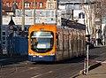 Heidelberg - Karl-Metz-Strasse - Bombardier RNV8 - RNV 3273 - 2019-02-06 13-31-30.jpg