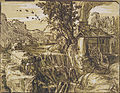 Hendrick Goltzius, Dutch (active Haarlem) - Landscape with a Waterfall - Google Art Project.jpg