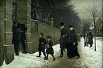 Henningsen En Begravelse 1883.jpg