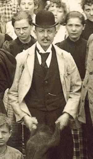 Henry Dunker - Henry Dunker in the 1890s