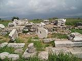 Heraion antika bitar, Samos Grekland.JPG