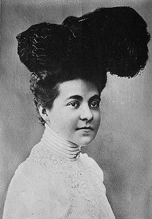Hermine Reuss of Greiz - Image: Hermine of Reuss