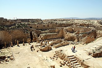Herodium - Herodion excavations