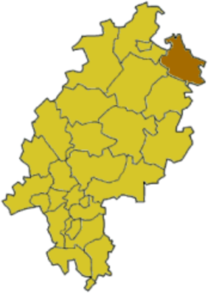 Werra-Meißner-Kreis - Image: Hesse esw (1)