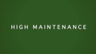 <i>High Maintenance</i> American television series