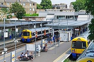 Highbury & Islington station London Underground and railway station