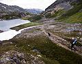 Hiking the Chilkoot Trail (7968057458).jpg