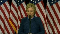 File:Hillary Clinton Speaks to FBI Reopening Email Investigation.webm