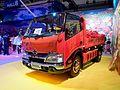 Hino Dutro X Dump XZU620T for Tokyo Auto Salon 2016.jpg