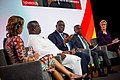 His Excellency President Macky Sall of Senegal, speaking at the UK-Africa Investment Summit in London, 20 January 2020 20200120144953ZJW 4658 (49418684858).jpg